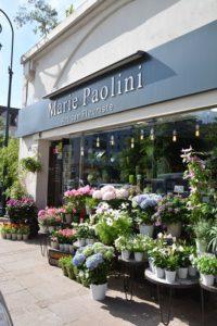 Marie Paolini fleuriste à Clamart