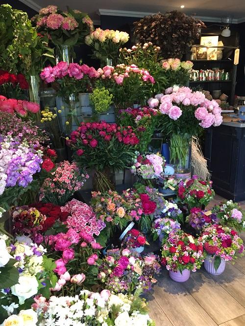 Décoration florale Paris