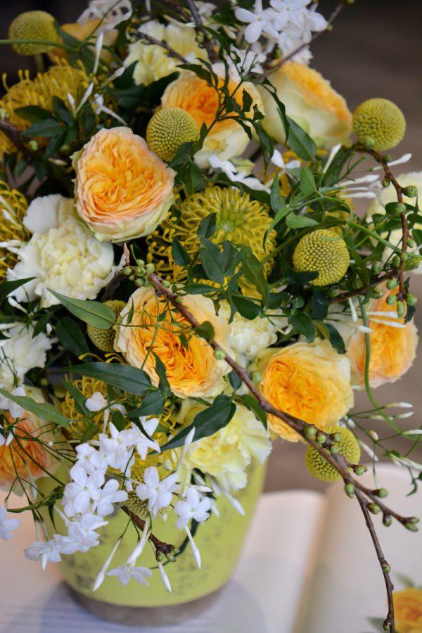Bouquet esprit lumineux