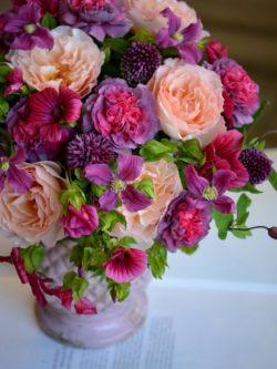 Marie compose : les bouquets sur-mesure