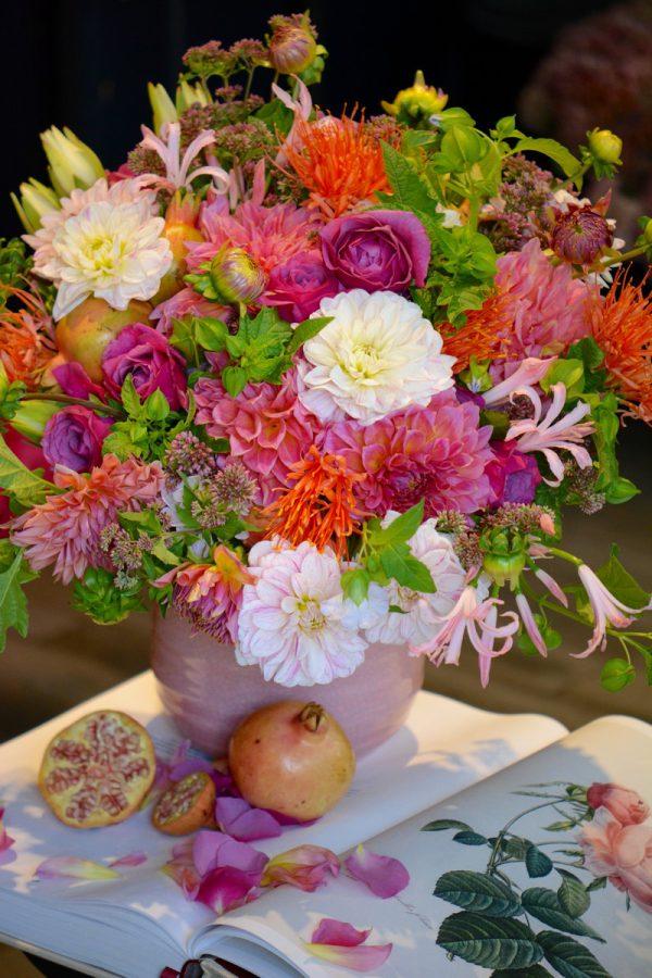 Bouquet esprit passionné