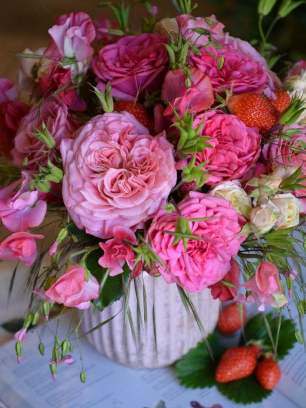 Bouquets des amants