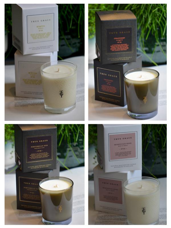 Marie respire : les bougies parfumées