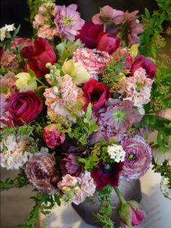 Bouquet Jardin anglais
