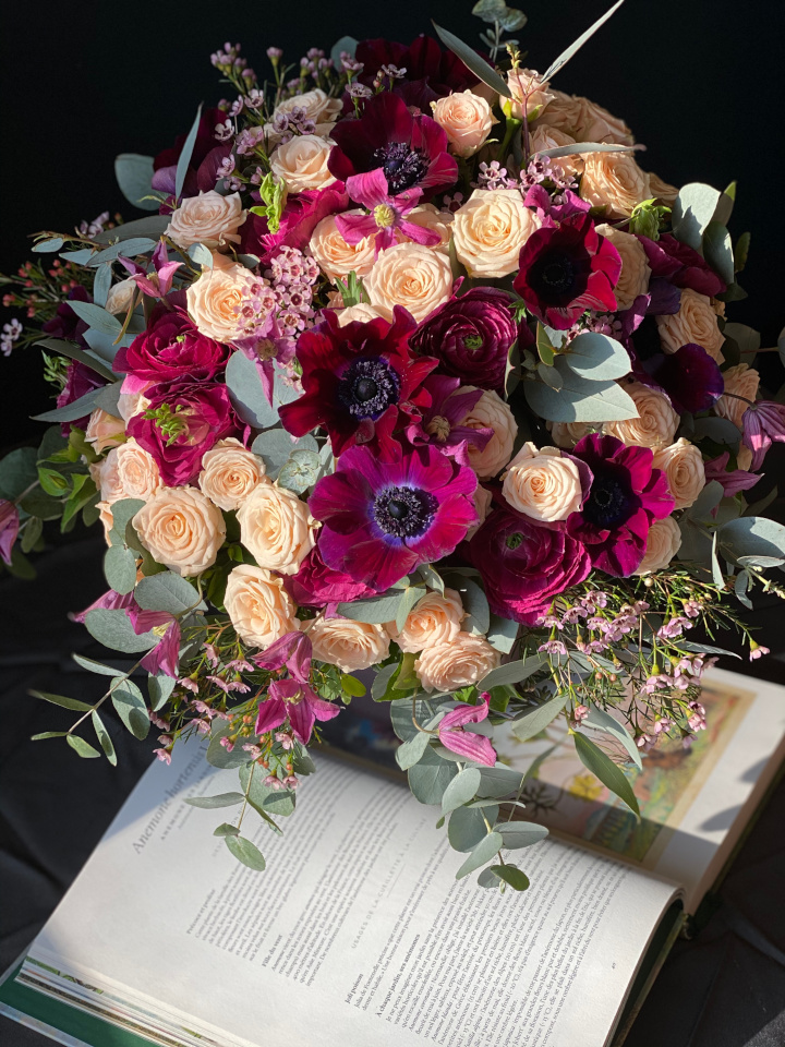 Commandez un bouquet de saison en ligne