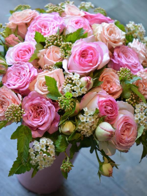 Bouquet Garden Roses