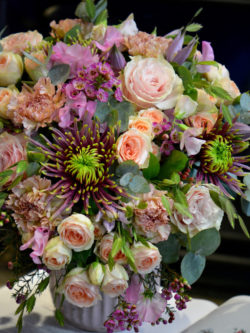 Bouquet poésie bucolique