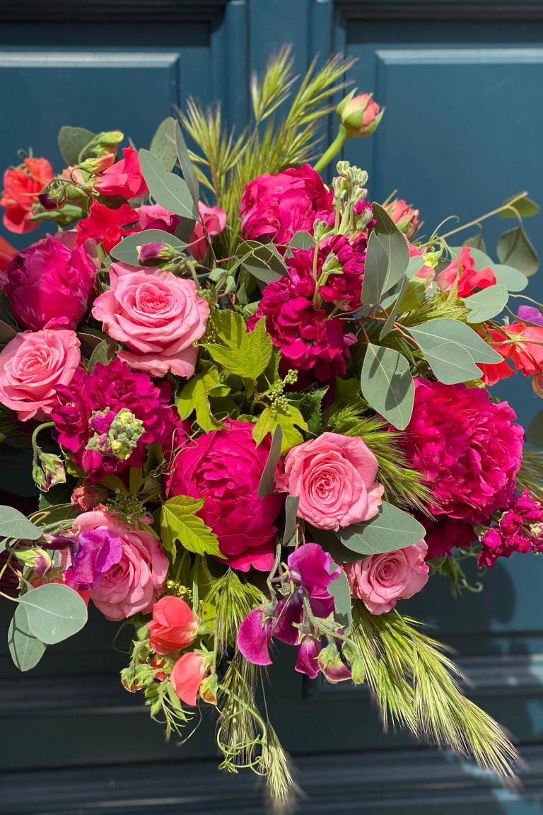 Bouquet de saison Spring Pop