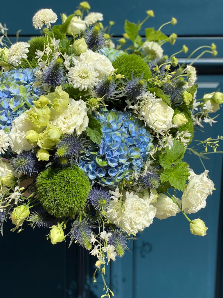 Bouquet Summer Blue