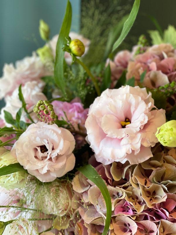 Bouquet Nude - détail