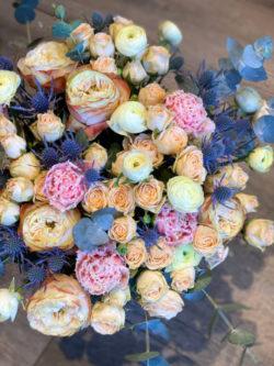 Bouquet Pastel Autumn