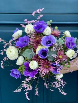 Bouquet jour d'hiver