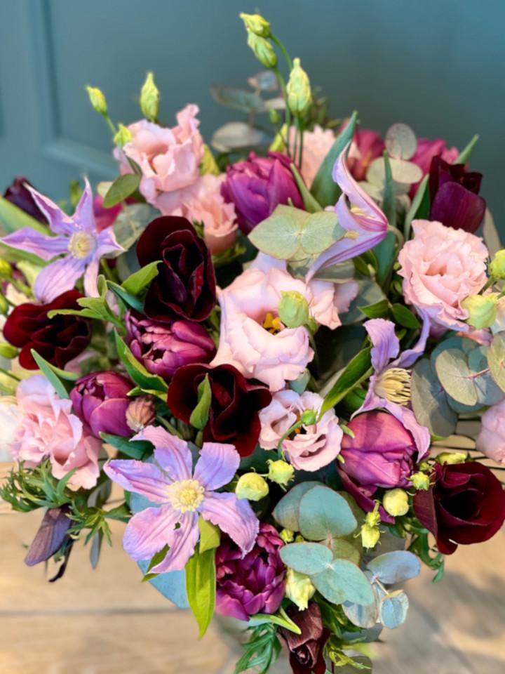 Commandez un bouquet  en ligne