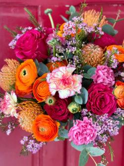 Bouquet Color Spring