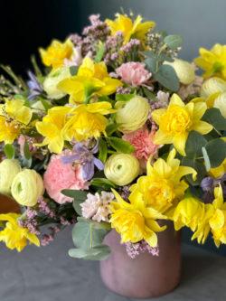 Bouquet pour la fête des grands-mères