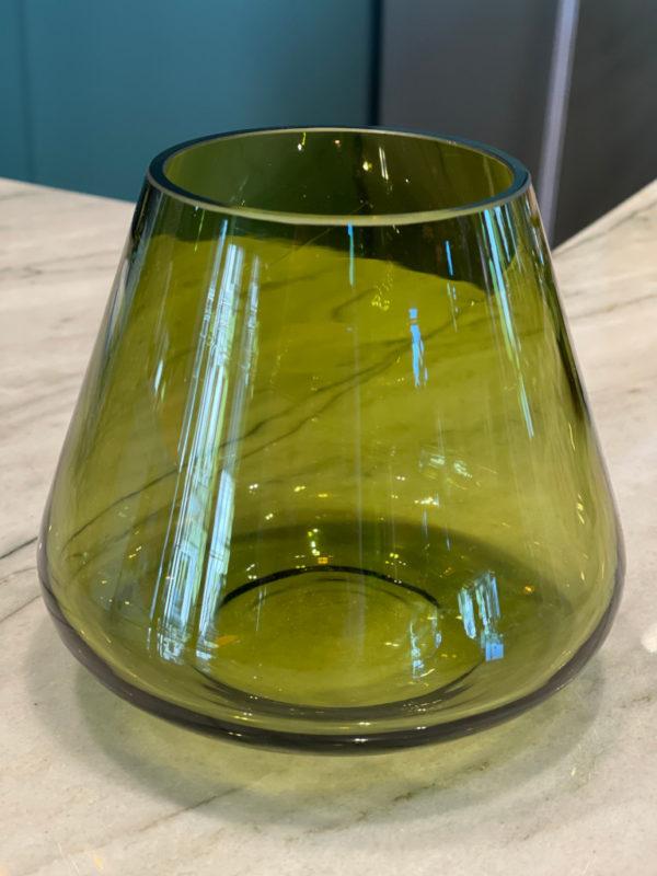 Vase rond pour bouquet de muguet
