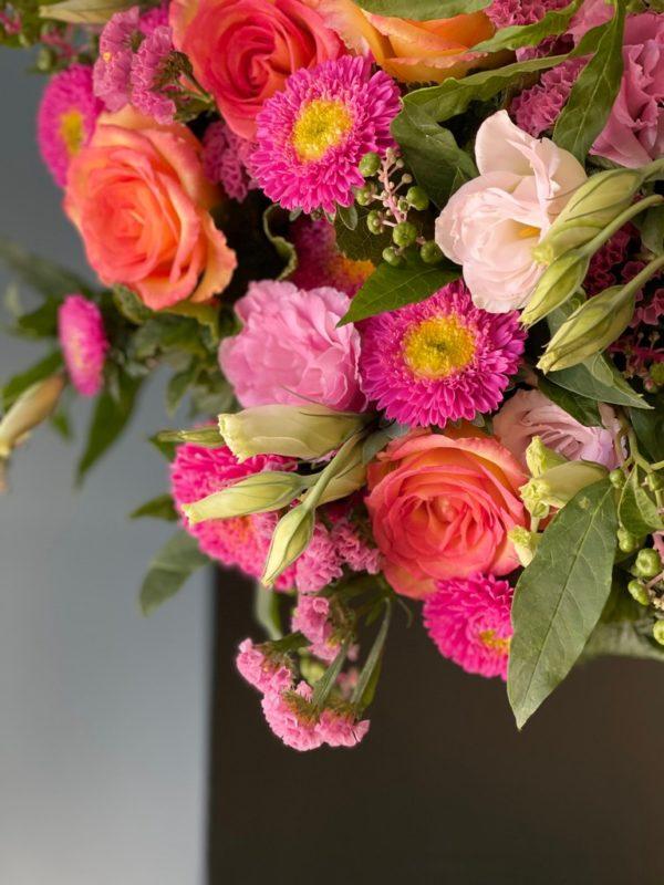 Bouquet Pop & Color - détails